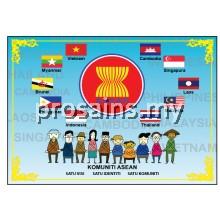 PESPS395 (Prosains) - POSTER KOMUNITI ASEAN