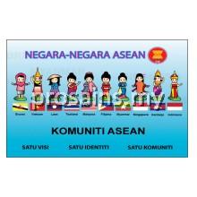 PESPS396 (Prosains) - POSTER KOMUNITI PAKAIAN ASEAN