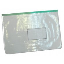 A4 SIZE DOCUMENT HOLDER WITH ZIP (50 PCS / SET)