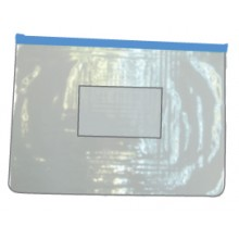 A5 SIZE DOCUMENT HOLDER WITH ZIP (50 PCS / SET)