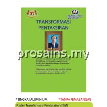 PESPS065 (Prosains) - POSTER TRANSFORMASI PENTAKSIRAN