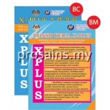 PESPS025 (Prosains) - PRINSIP KERJA X-PLUS