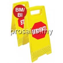 AP068 (Prosains) BERHENTI / STOP   (4 PCS/SET)