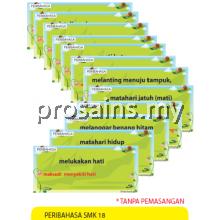 PESPS1146 (Prosains) - PERIBAHASA SMK 18