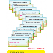 PESPS1133 (Prosains) - PERIBAHASA SMK 5