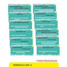 PESPS1138 (Prosains) - PERIBAHASA SMK 10