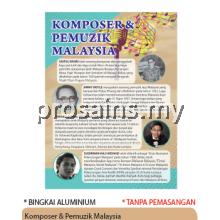 PESPS1008 (Prosains) - KOMPOSER & PEMUZIK MALAYSIA