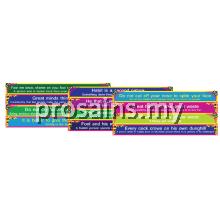 PESPS1075 (Prosains) - PAPAN TANGGA PROVERBS VIII