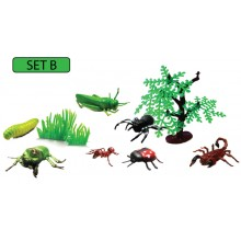 SC122 (Prosains) - MODEL OF INSECT (SET B)