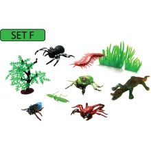 SC126 (Prosains) - MODEL OF INSECT (SET F)