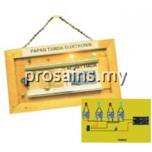PAPAN TANDA ELEKTRONIK (40 PCS)