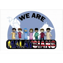 LPESPS1282 WE ARE MALAYSIANS