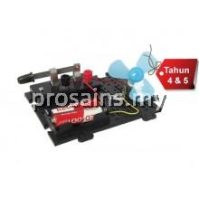 ELE060 (Prosains) DIY MODEL LITAR KIPAS (20 PCS)