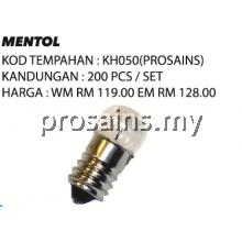 KH050 (Prosains) MENTOL (200 PCS / SET)