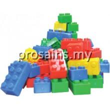 TYK220 (Prosains) - BUILDING BRICKS (+/- 84 pcs)