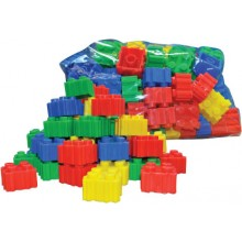 TY230 (Prosains) - PUZZLE BUILDING BRICKS (+/- 60 pcs)