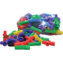 TY260 (Prosains) - PIPE BUILDER WITH WHEELS (+/- 79 pcs)
