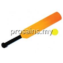 PJK013 (Prosains) - EVA FOAM CRICKET BAT WITH BALL (4 PCS / SET)