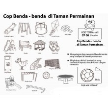 CP08 (Prosains) - COP BENDA BENDA DI TAMAN PERMAINAN