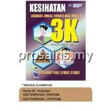 PESPS386 (Prosains) - POSTER 3K - KESIHATAN (TANPA PEMASANGAN)