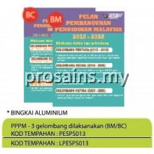 PESPS013 (Prosains) - PPPM-3 GELOMBANG DILAKSANAKAN (BM/BC)