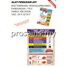 PESPS652 (Prosains) - ALAT PEMADAM API